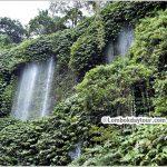 . Benang Stokel and Benang Kelambu Waterfall