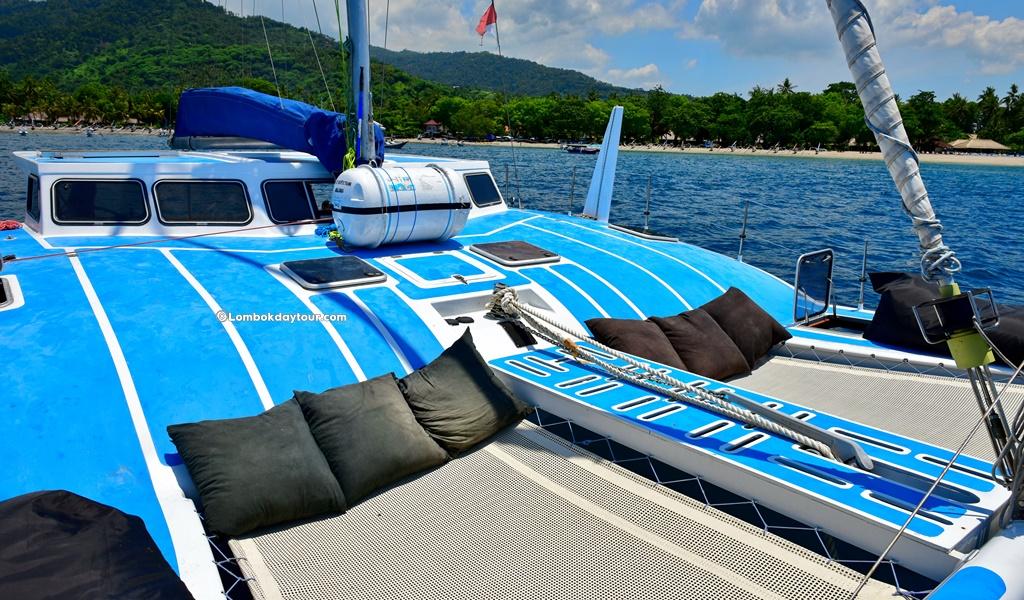 Luxury Yacht Sailing