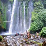 Rinjani Water fall tour